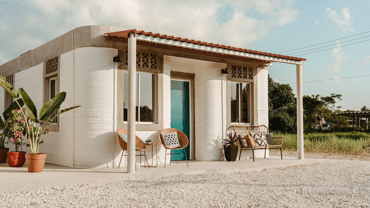 The world's first community of 3D printed homes | New Story